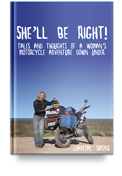 Shell Be Right Book Cover